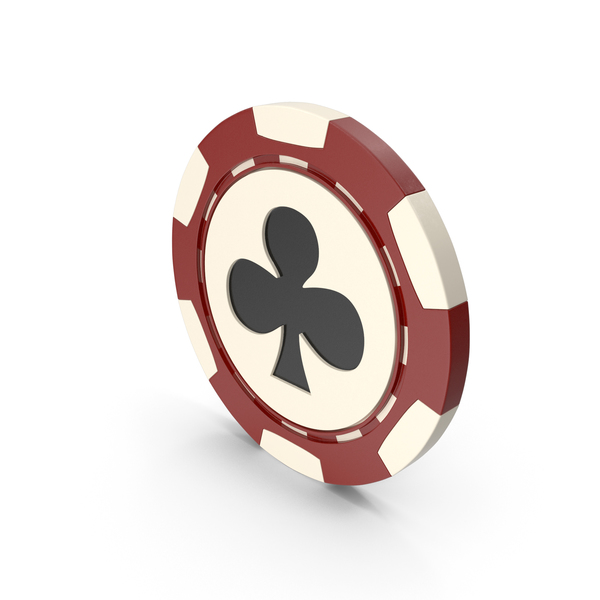 Clubs Casino Chip PNG & PSD Images