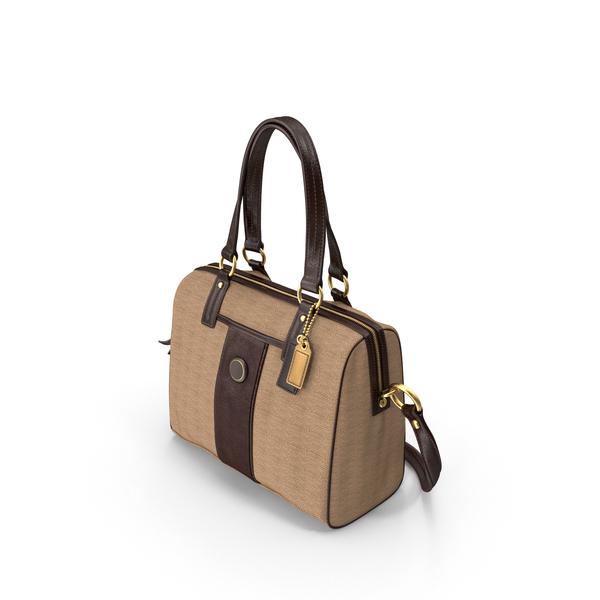 Coach Carryall Handbag PNG & PSD Images