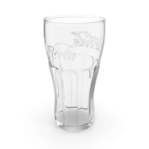 Coca Cola Glass Empty PNG & PSD Images