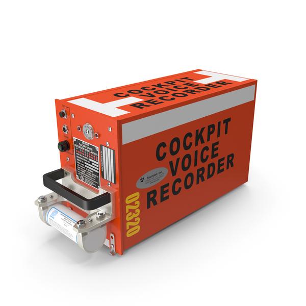 Cockpit Voice Recorder CVR PNG & PSD Images