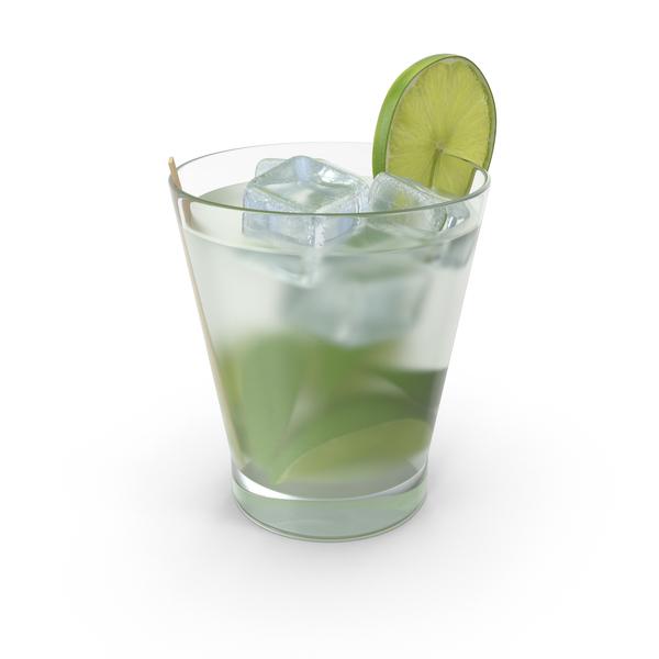 Cocktail Caipirinha Brazil PNG & PSD Images