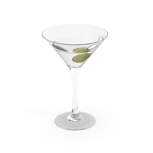 Cocktail Glass of Martini PNG & PSD Images