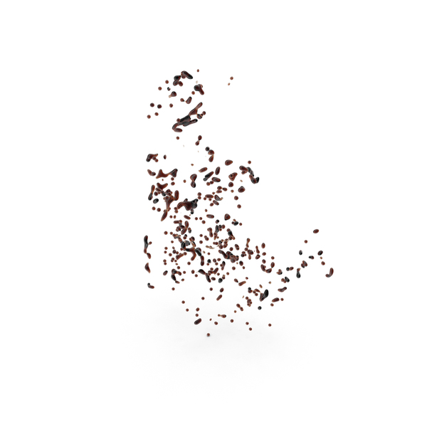 Coffee Drops PNG & PSD Images