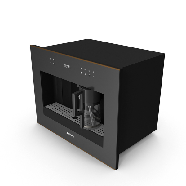 Maker: Coffee Machine Dolce Stil Novo 60 PNG & PSD Images