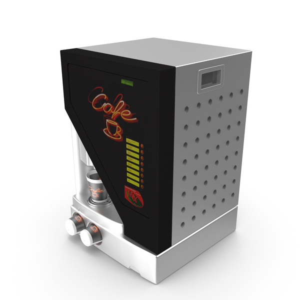 Maker: Coffee Machine PNG & PSD Images