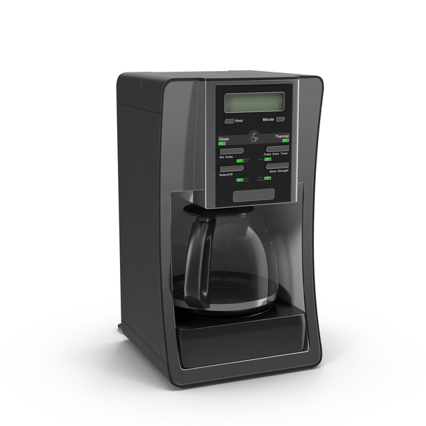 Coffee Maker Object