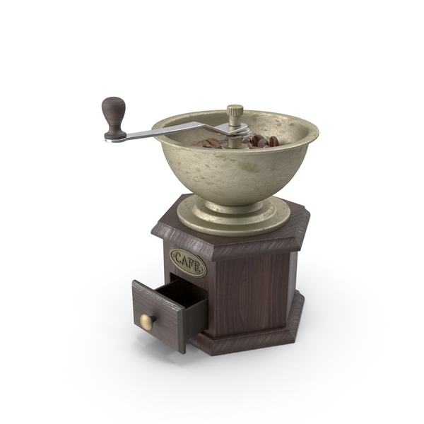 Coffee Mill PNG & PSD Images