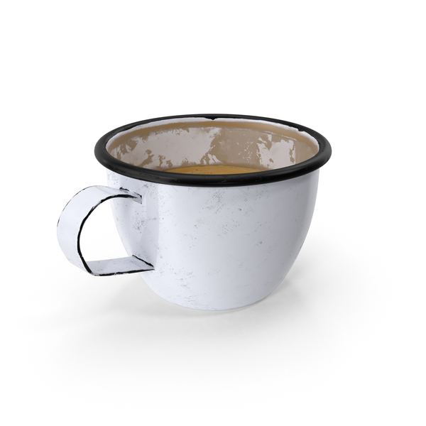 Cup: Coffee Mug Object