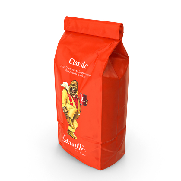 Bag: Coffee Packaging PNG & PSD Images