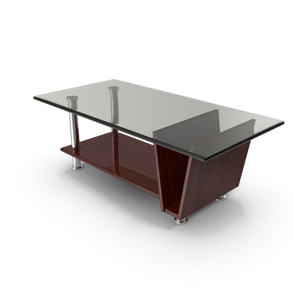Coffee Table Glass Top PNG & PSD Images