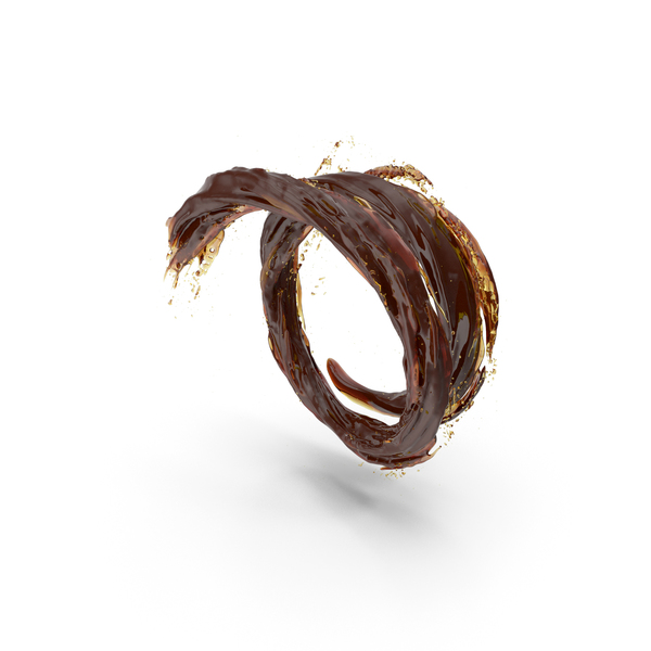 Coffee Vortex Tunnel PNG & PSD Images