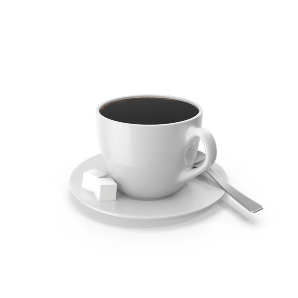 Coffee With Sugar PNG & PSD Images