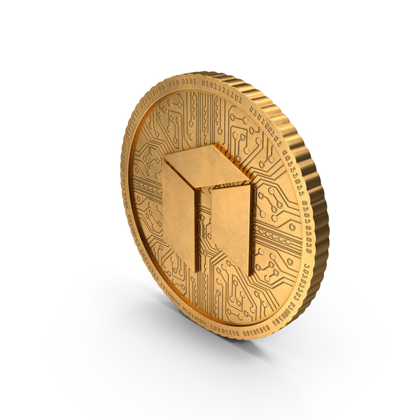 Coin NEO Old PNG & PSD Images