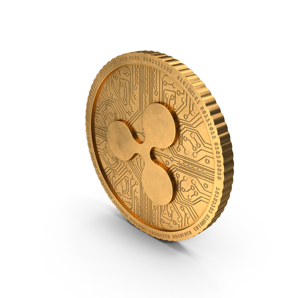 Coin Ripple Old PNG & PSD Images