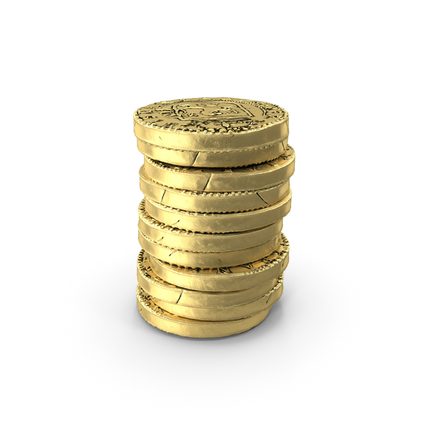 Coins 5 PNG & PSD Images