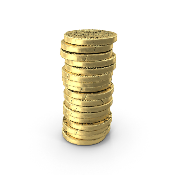Gold Coin: Coins  Stack PNG & PSD Images