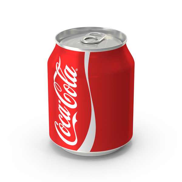 Coke Can 237ml PNG & PSD Images
