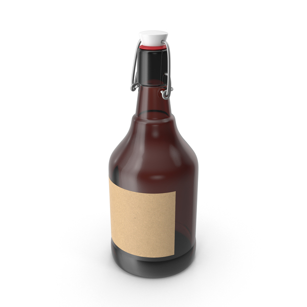Beer: Cold Brew Bottle PNG & PSD Images