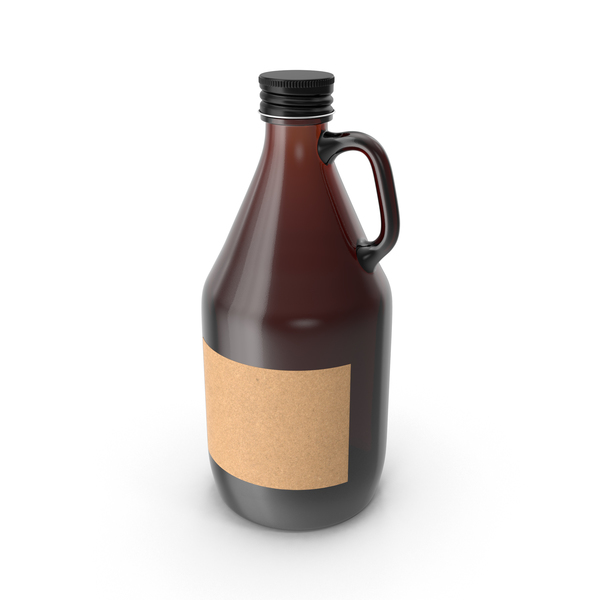 Cold Brew Bottle Object
