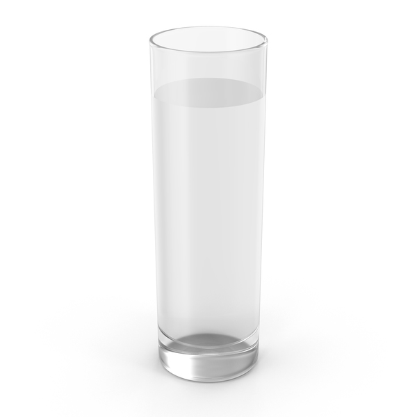 Collins Glass With Water PNG & PSD Images