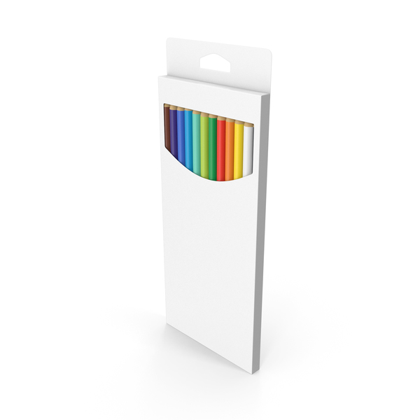 Color Pencils PNG & PSD Images