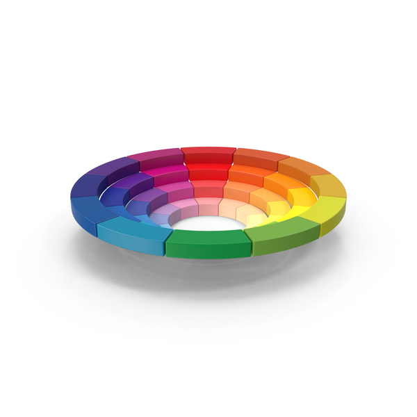 Color Wheel PNG & PSD Images