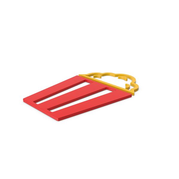 Colored Symbol Popcorn PNG & PSD Images