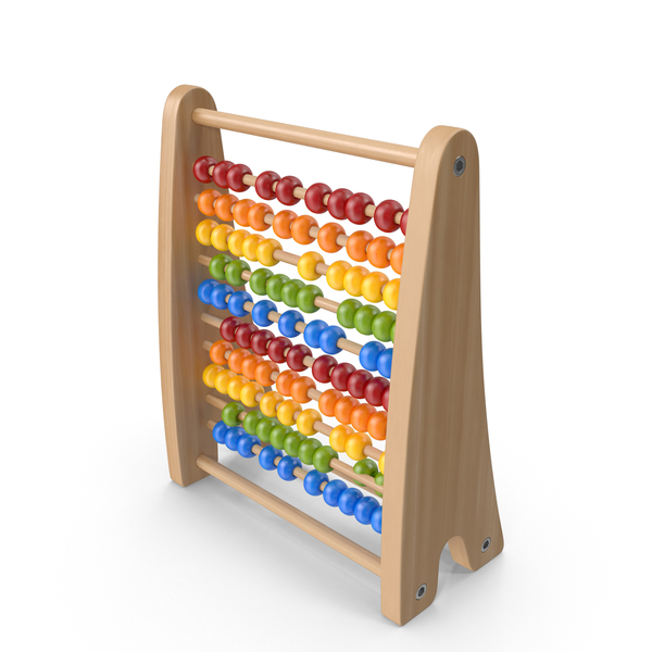 Colorful Abacus PNG & PSD Images