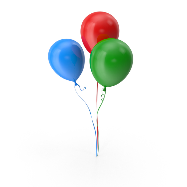 Colorful Balloons PNG & PSD Images