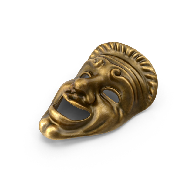 Comedy Theatre Mask PNG & PSD Images