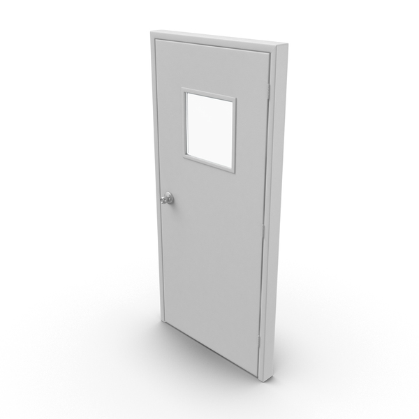 Metal: Commercial Door PNG & PSD Images