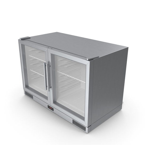 Commercial Mini Fridge PNG & PSD Images