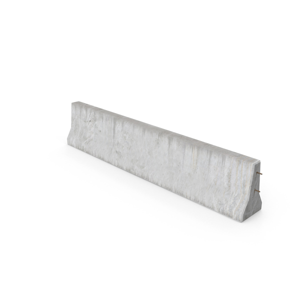 Concrete Barrier PNG & PSD Images