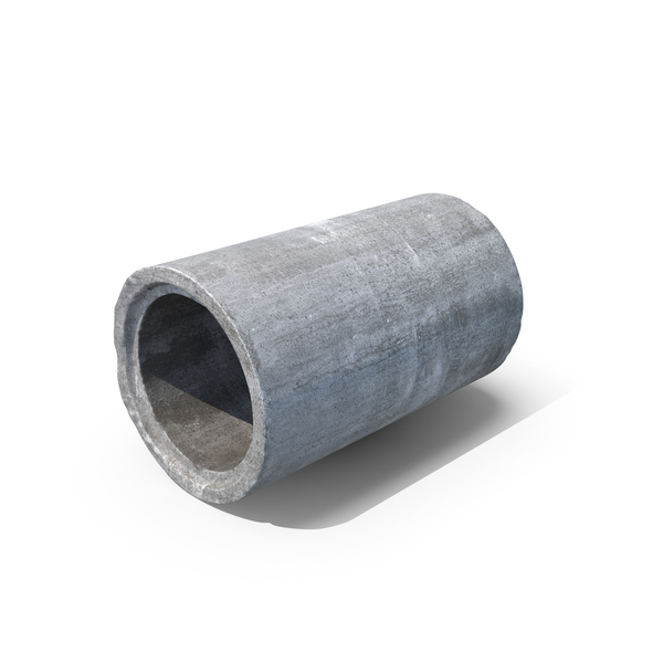 Concrete Pipe Object