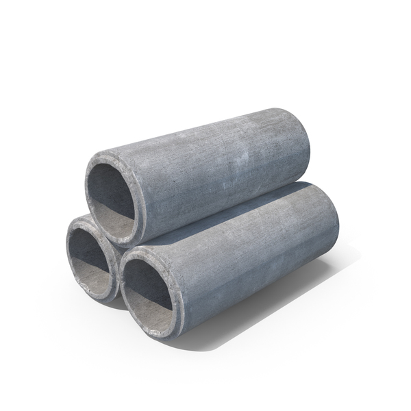 Pipe: Concrete Pipes PNG & PSD Images