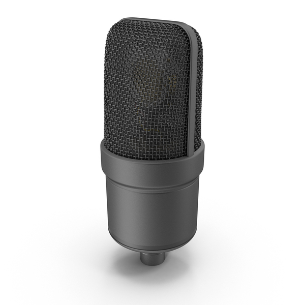 Condenser Microphone PNG & PSD Images