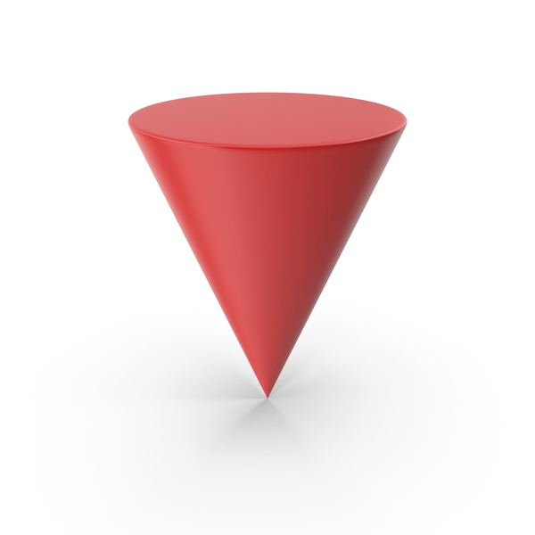 Cone Red PNG & PSD Images