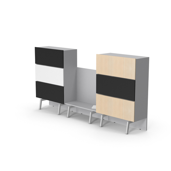 Conference Room Cabinet Set PNG & PSD Images
