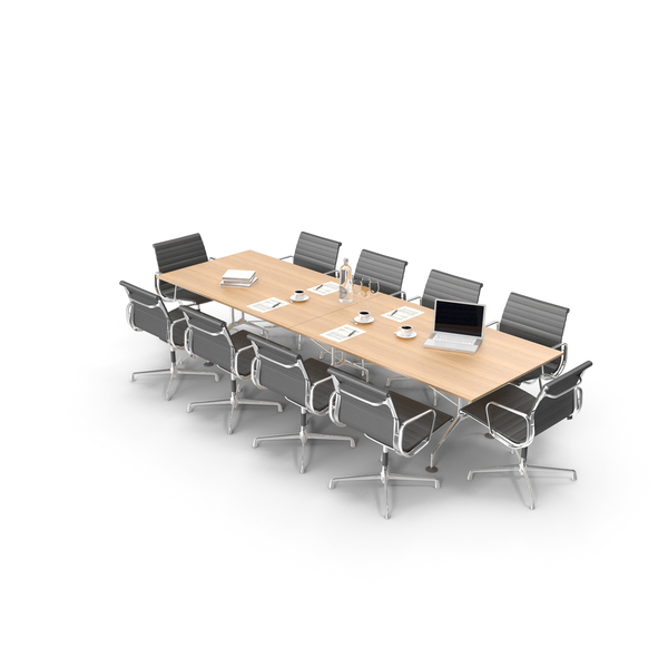 Conference Table PNG & PSD Images