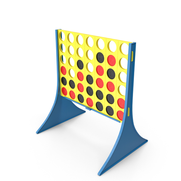 Board Games: Connect 4 PNG & PSD Images
