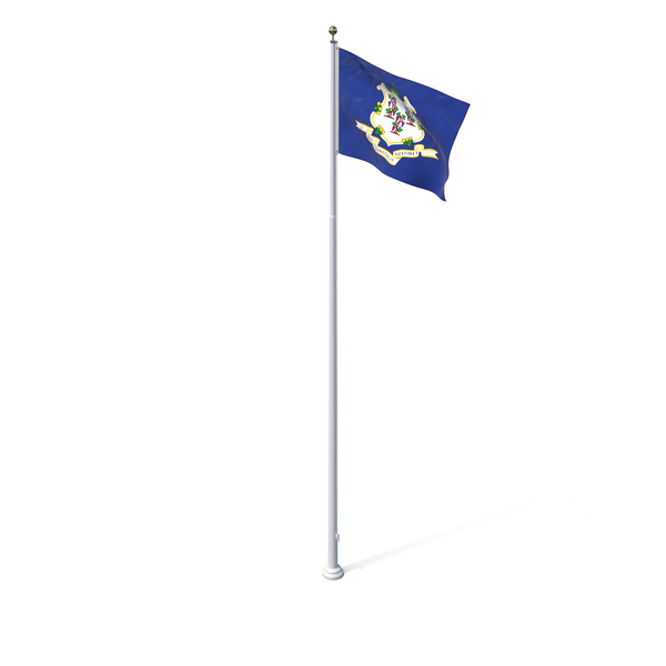 Connecticut State Flag PNG & PSD Images