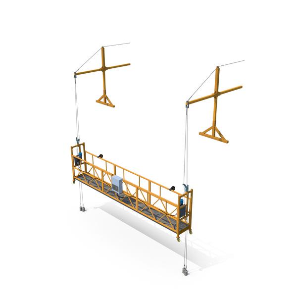 Construction Lift PNG & PSD Images
