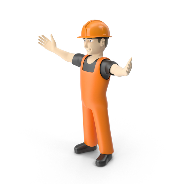 Construction Worker PNG & PSD Images