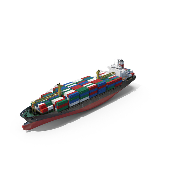 Container Ship Object