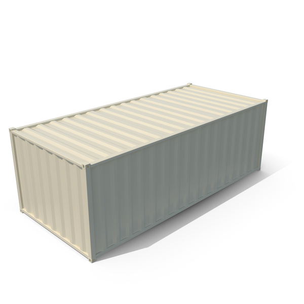 Facility: Container Storage Full Door Open PNG & PSD Images