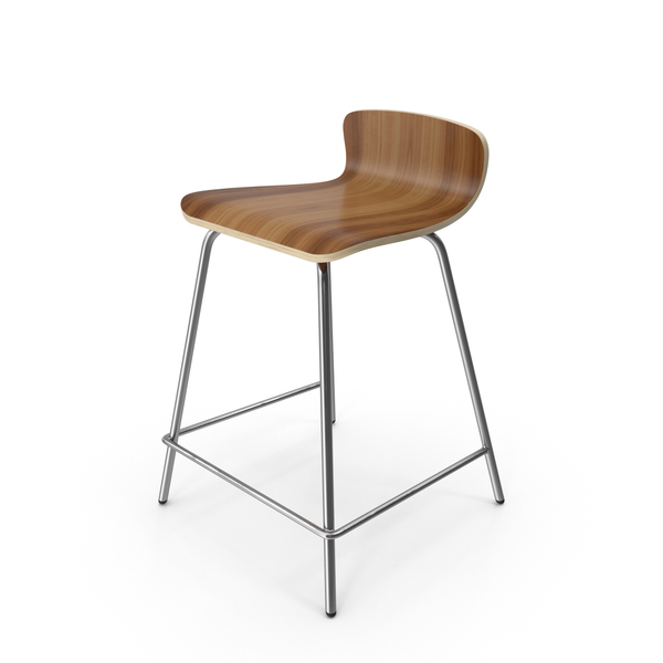 Contemporary  Bar Stool PNG & PSD Images