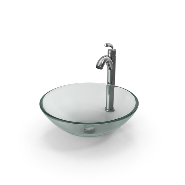 Contemporary Bathroom Sink PNG & PSD Images