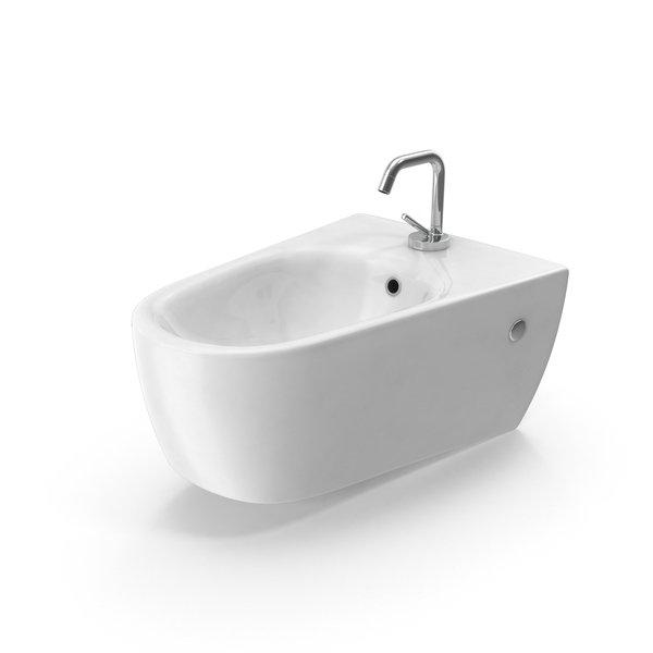 Contemporary Bidet PNG & PSD Images