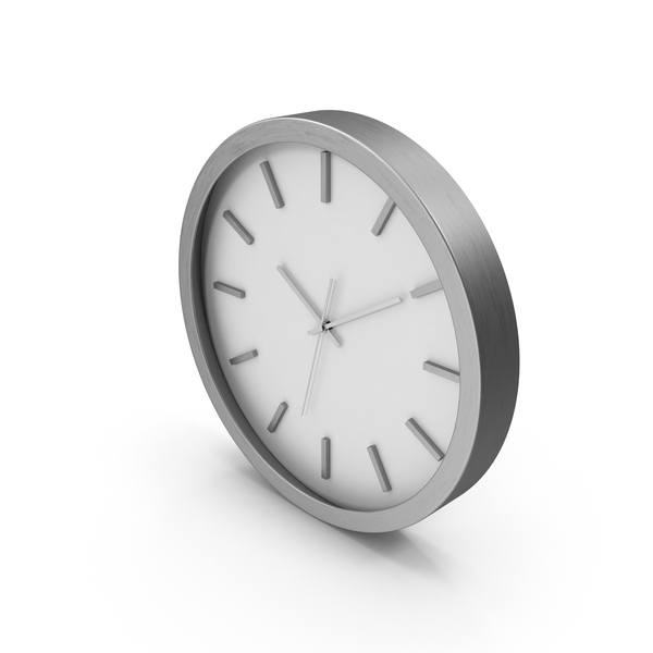 Contemporary Clock PNG & PSD Images