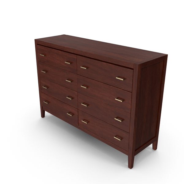 Contemporary Dresser PNG & PSD Images
